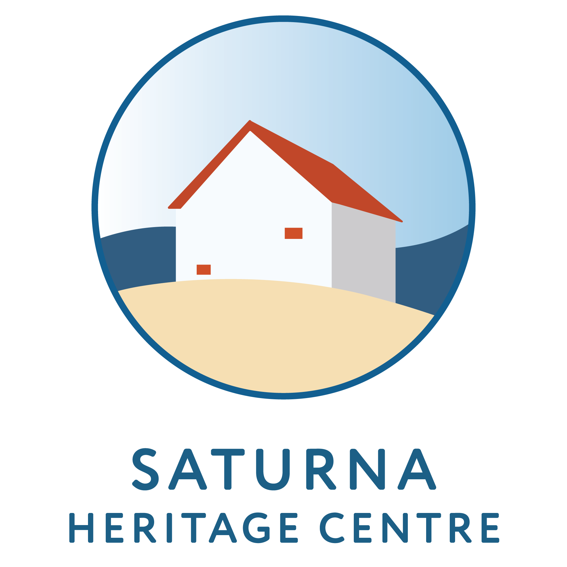 Saturna Heritage Centre Logo